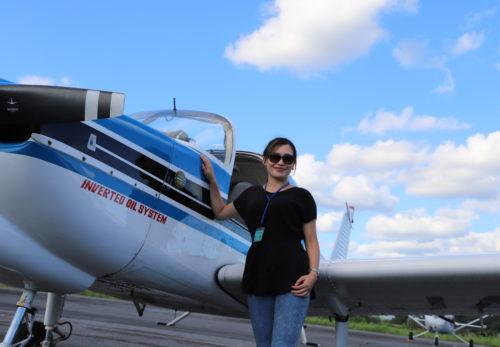 パイロット留学前国内訓練の状況